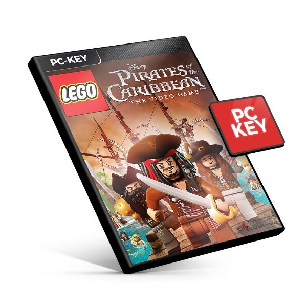 LEGO Pirates of the Caribbean - PC KEY