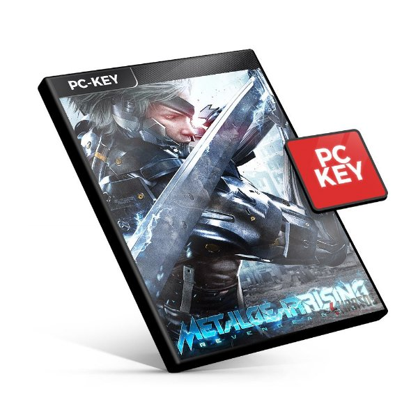 Metal Gear Rising: Revengeance - PC KEY