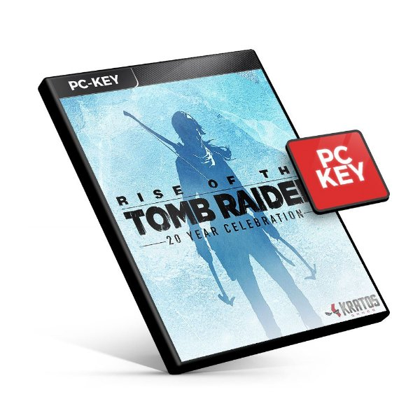 Rise of the Tomb Raider: 20 Year Celebration - PC KEY