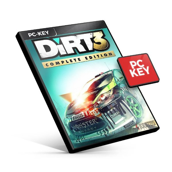 DiRT 3 Complete Edition - PC KEY