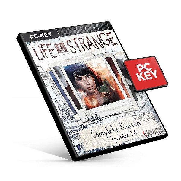 Life Is Strange Complete Season - PC KEY