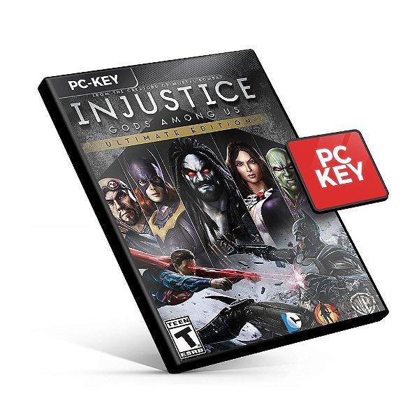 Injustice: Gods Among Us - Ultimate Edition - PC KEY