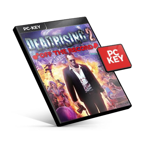 Dead Rising 2: Off The Record - PC KEY