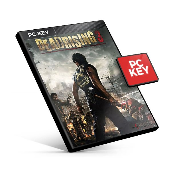 Dead Rising 3 Apocalypse Edition - PC KEY