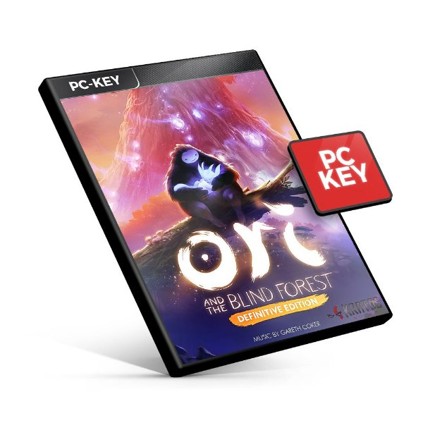 Ori and the Blind Forest: Definitive Edition - PC KEY