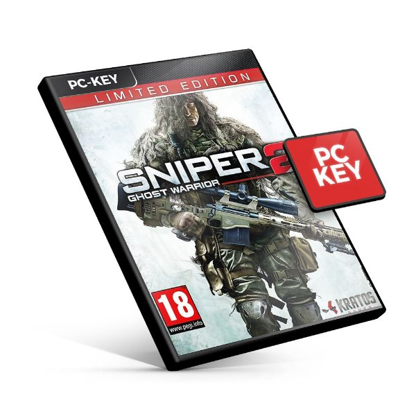 Sniper Ghost Warrior 2 Limited Edition - PC KEY