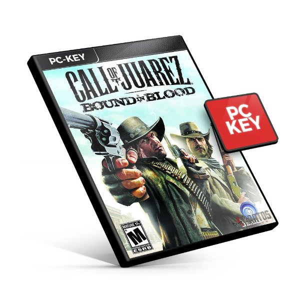 Call of Juarez: Bound in Blood - PC KEY