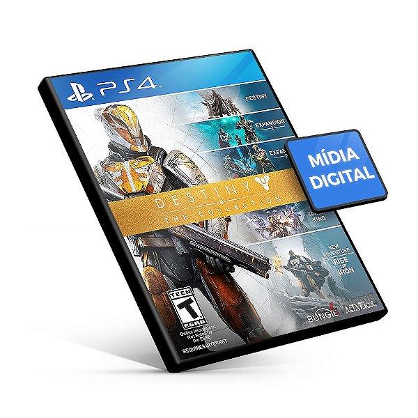 Destiny - A Coletânea - PS4 Mídia Digial