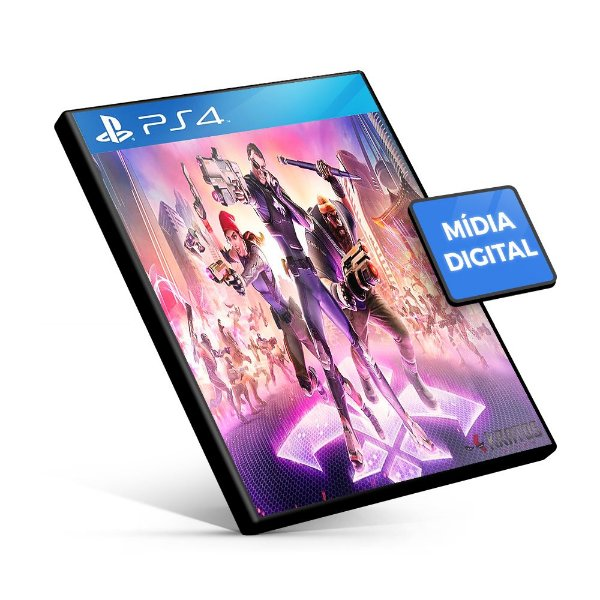 Agents of Mayhem - PS4 Mídia Digital