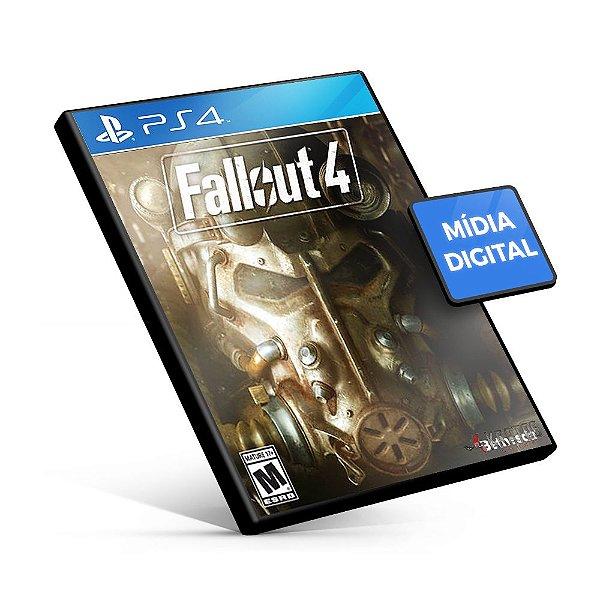 Fallout 4 - PS4 Mídia Digital