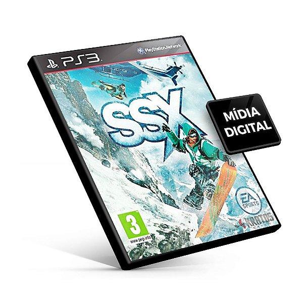 SSX - PS3 Mídia Digital