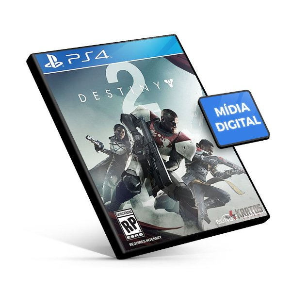 Destiny 2 - PS4 Mídia Digital