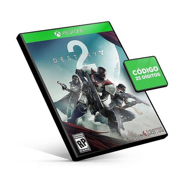 Destiny 2: Renegados - Coleção Lendária - Xbox One Código 25 Dígitos