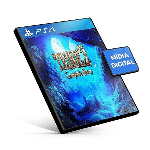 Trine 2: Complete Story - PS4 Mídia Digital