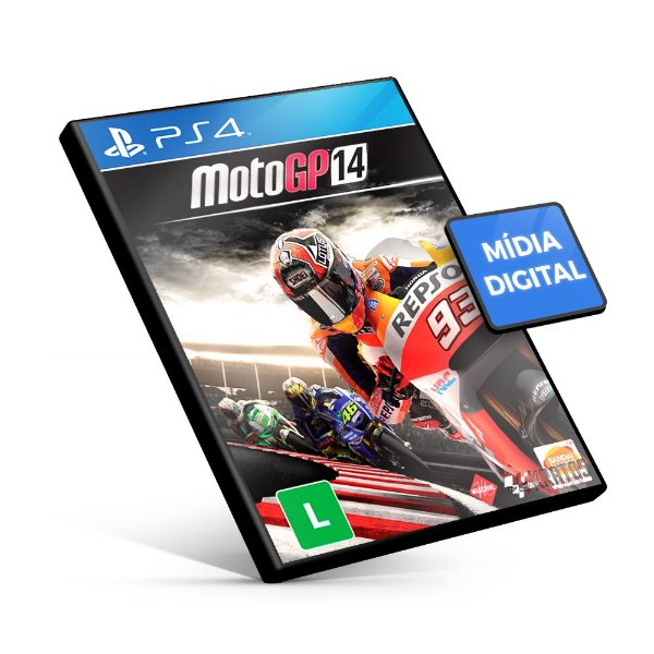 MotoGP™14 - PS4 Mídia Digital