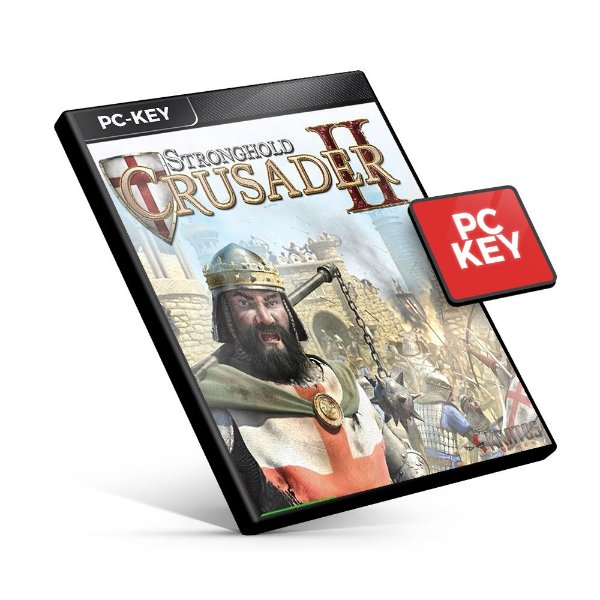 Stronghold Crusader 2 - PC KEY
