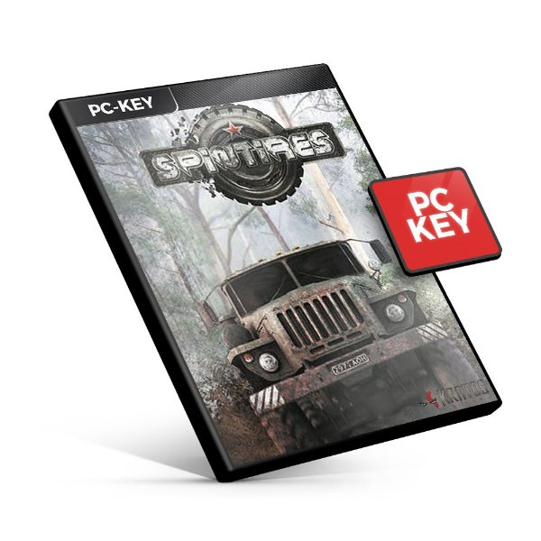 Spintires - PC KEY