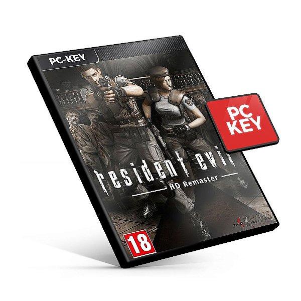 Resident Evil Remaster - PC KEY