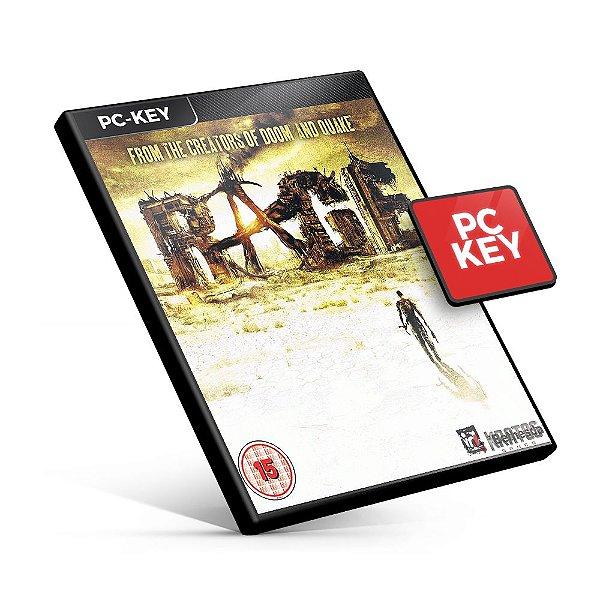 Rage - PC KEY