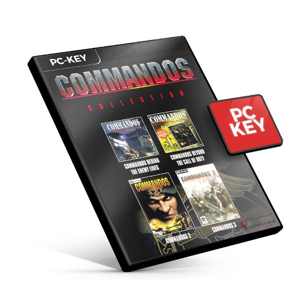 Commandos Collection - PC KEY
