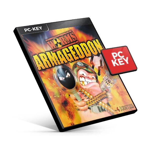 Worms Armageddon - PC KEY