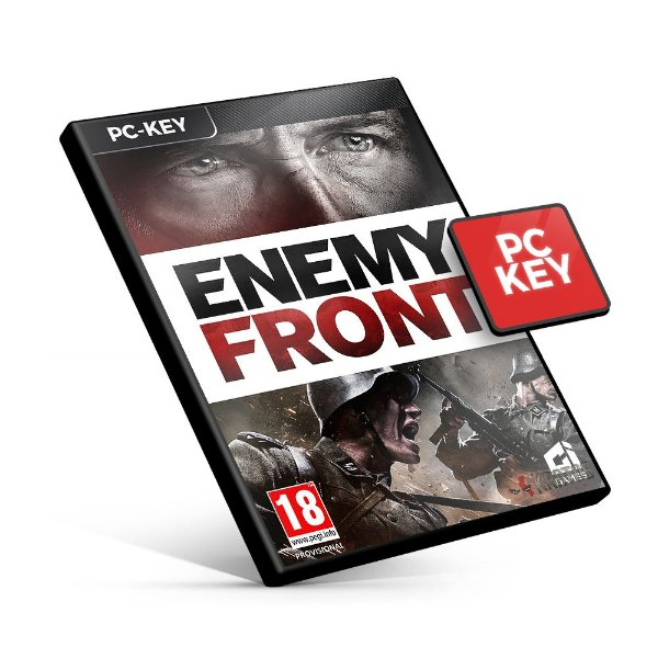 Enemy Front - PC KEY