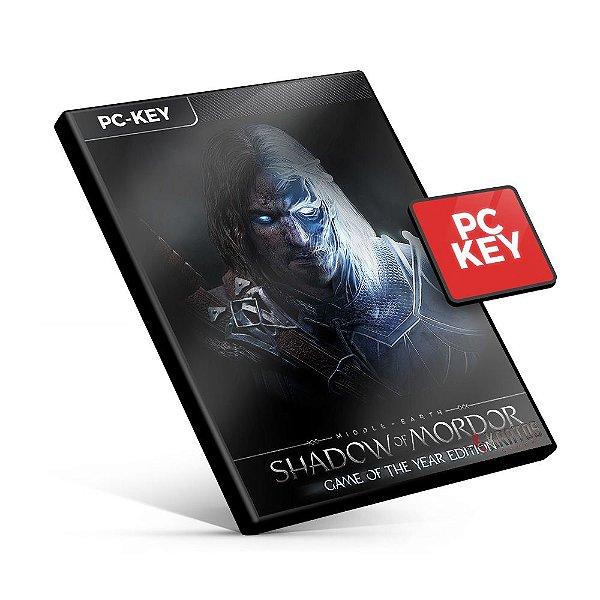 Middle-Earth Shadow of Mordor GOTY Edition - PC KEY