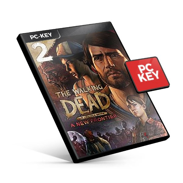 The Walking Dead Episodio 2 - PC KEY