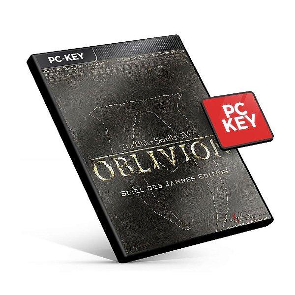 The Elder Scrolls IV Oblivion GOTY - PC KEY
