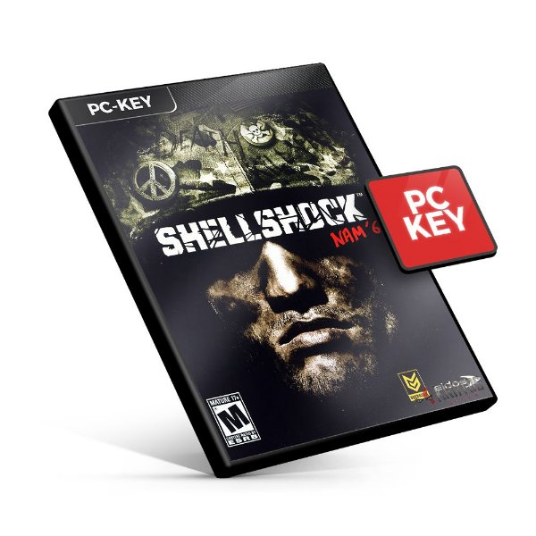ShellShock - PC KEY