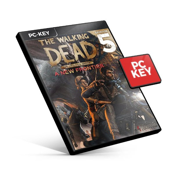 The Walking Dead 5 Episódios - PC KEY
