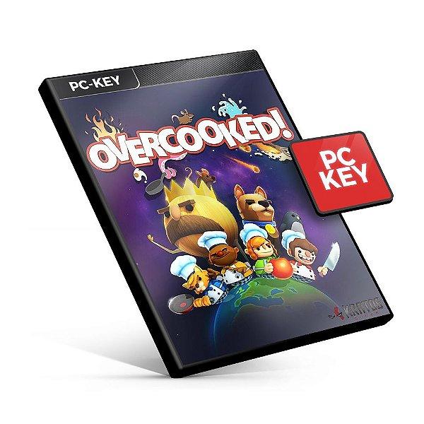 Overcooked - PC KEY