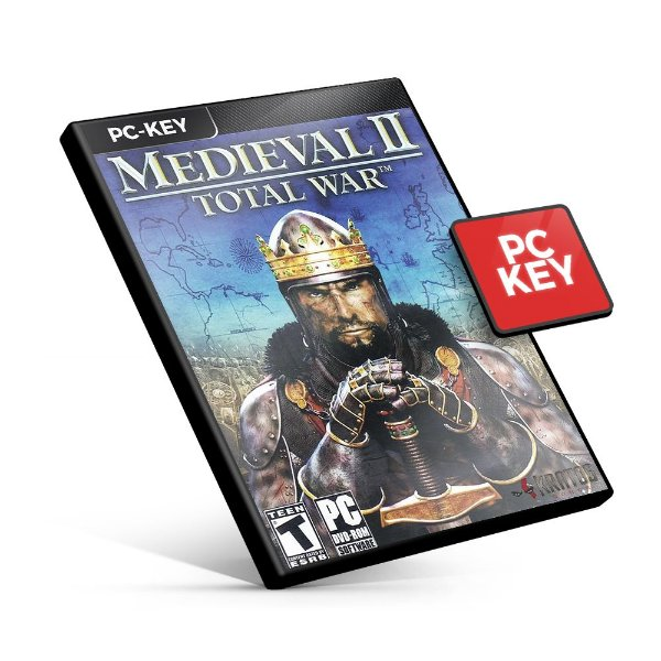 Medieval II Total War Collection - PC KEY