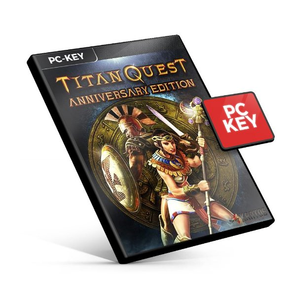 Titan Quest Anniversary - PC KEY