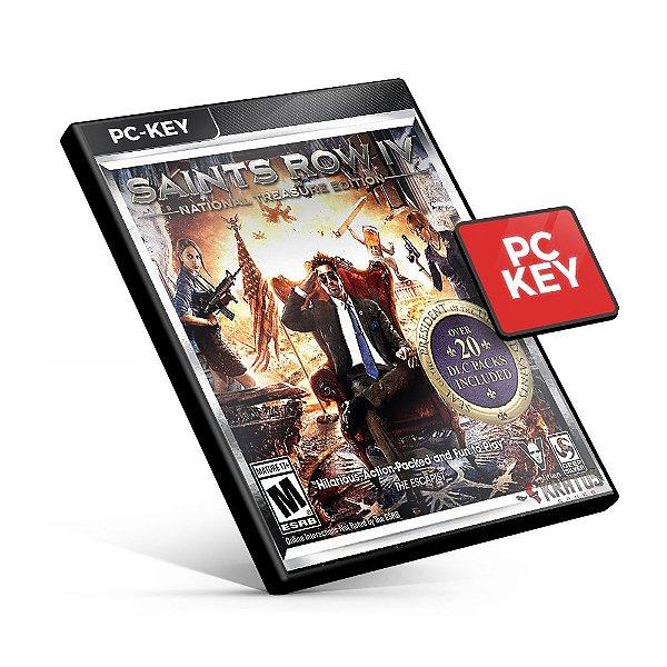 Saints Row IV Game of the Century Edition - PC KEY