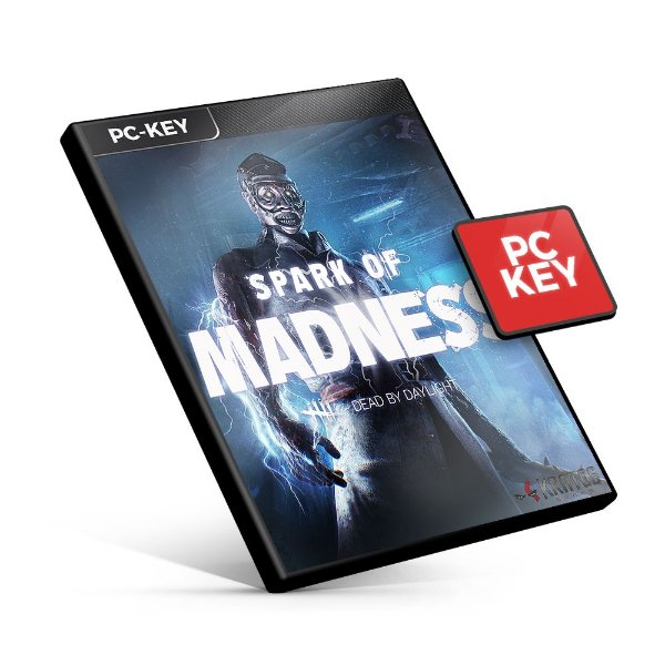Dead By Daylight - Spark of Madness DLC - PC KEY