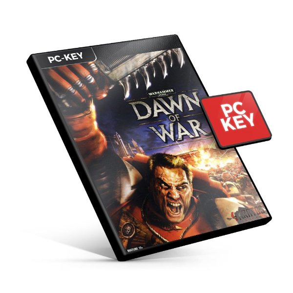 Warhammer 40,000 Dawn of War Game of the Year Edition - PC KEY