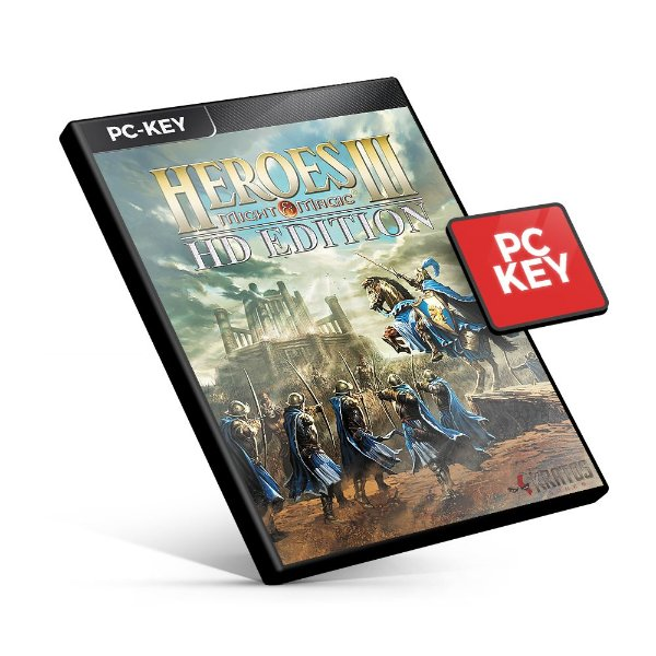 Heroes of Might & Magic III – HD Edition - PC KEY