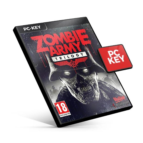 Zombie Army Trilogy - PC KEY