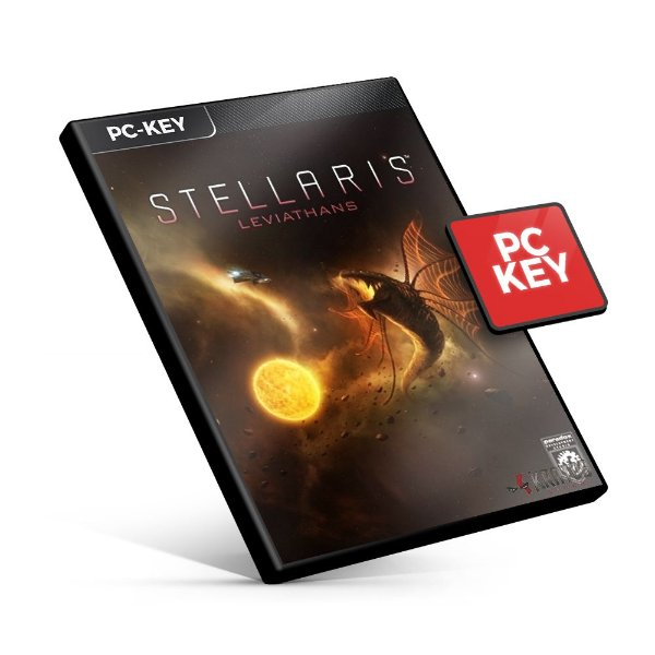 Stellaris - Leviathans Story Pack DLC - PC KEY