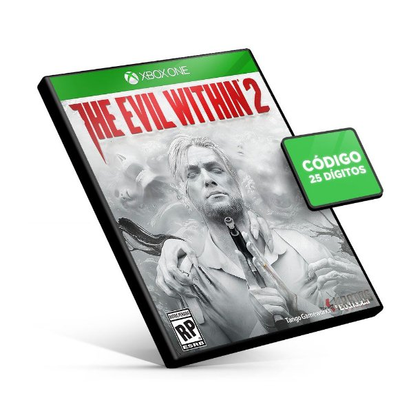 The Evil Within 2 - Xbox One - Código 25 Dígitos