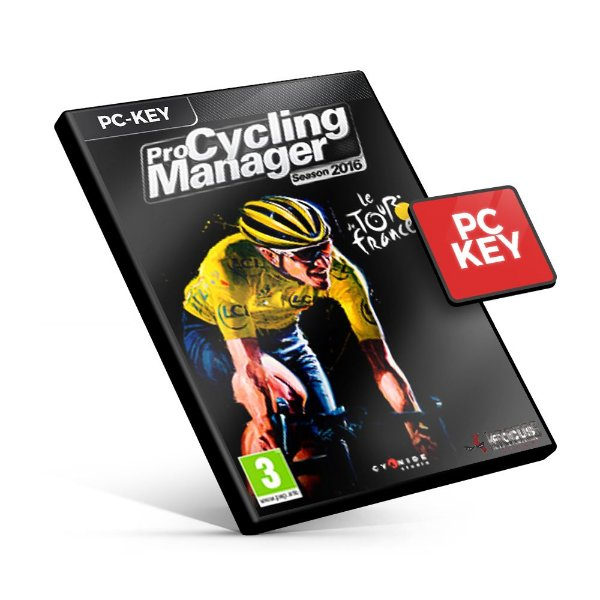 Pro Cycling Manager 2016 - PC KEY