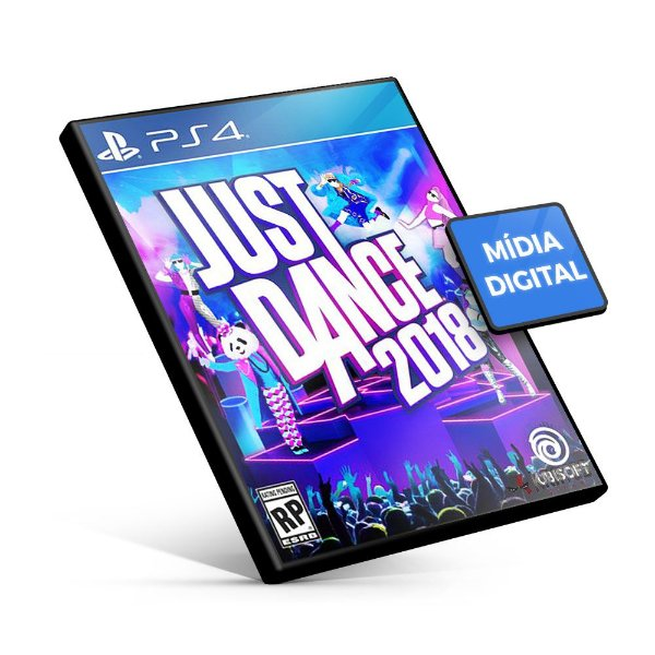 Just Dance® 2018 - PS4 Mídia Digital