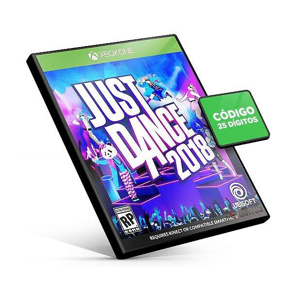 Just Dance® 2018 - Xbox One - Código 25 Dígitos
