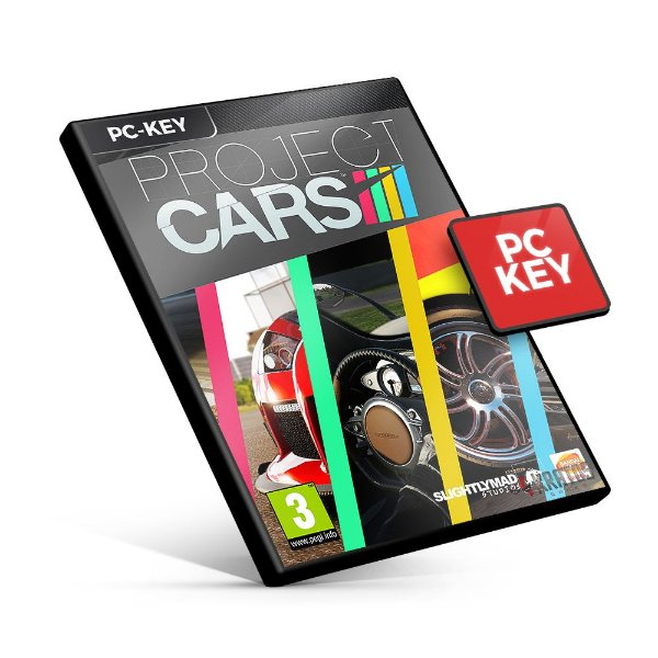 Project Cars - PC KEY
