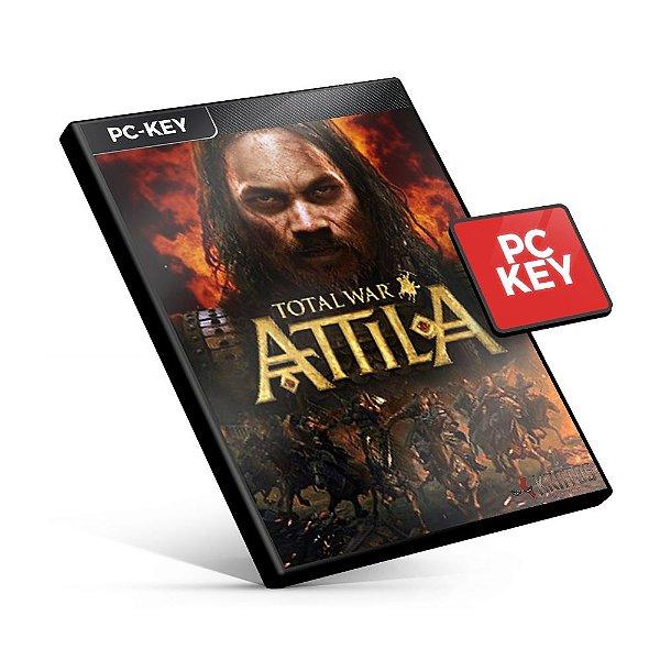 Total War ATTILA - PC KEY