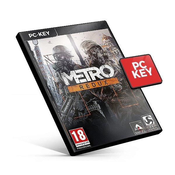 Metro Redux Bundle - PC KEY
