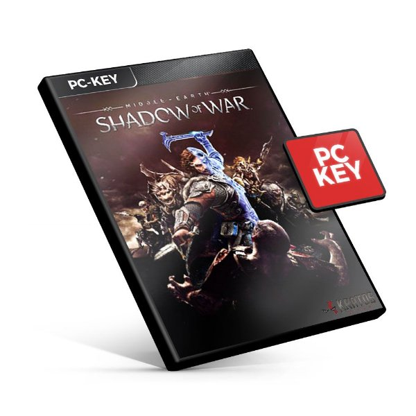Middle-Earth: Shadow of War - PC KEY