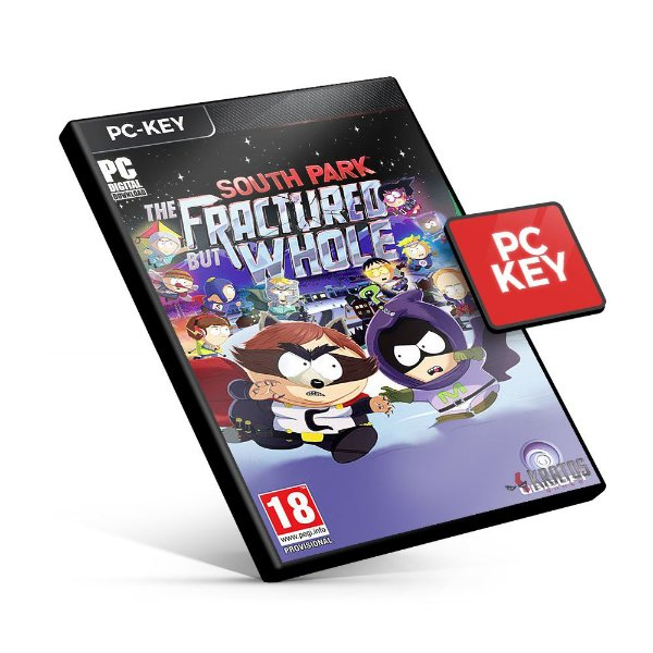 South Park The Fractured But Whole - PC KEY