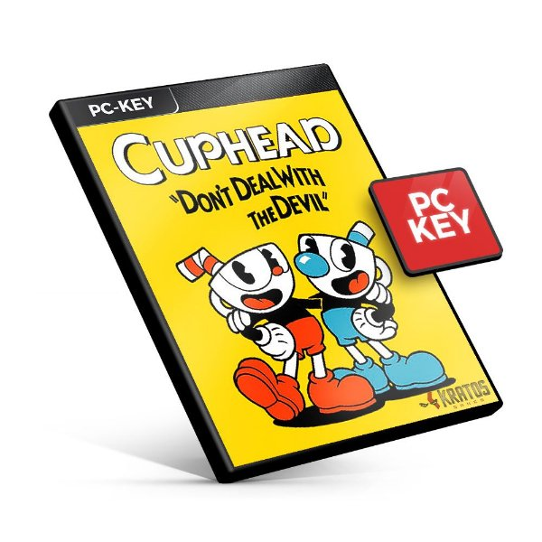 Cuphead - PC KEY